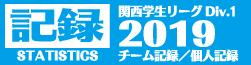 チーム・個人記録2019